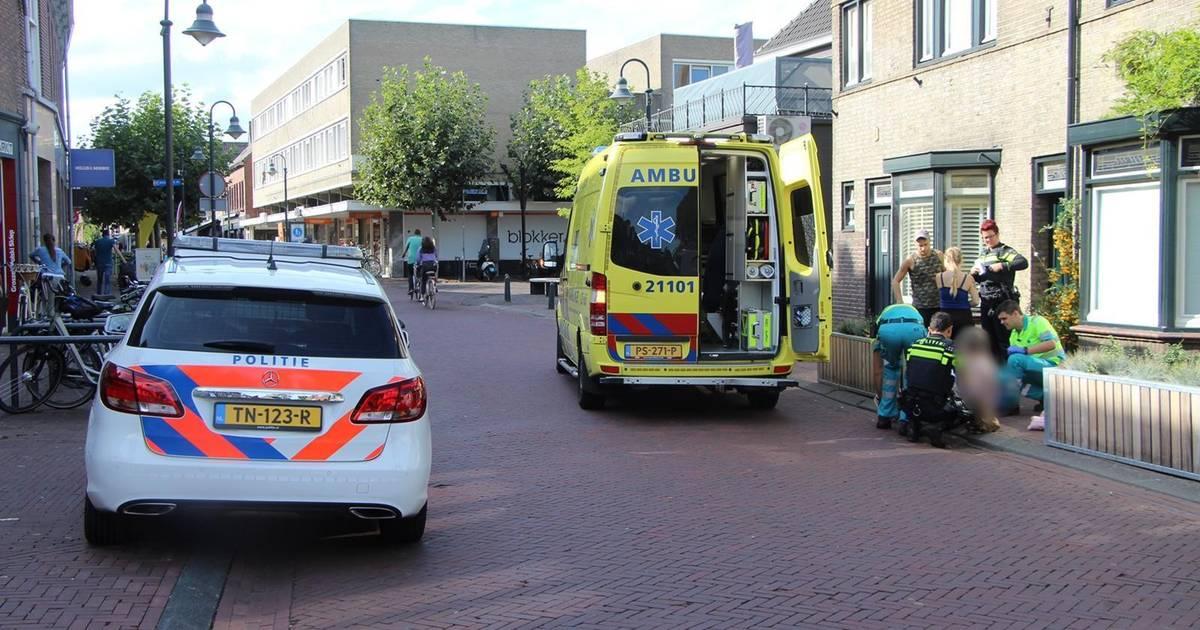 Fietsster gewond bij aanrijding met auto in Boxtel.
