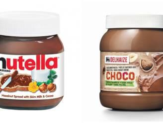 Er moet geen chocolade zitten in 'choco'