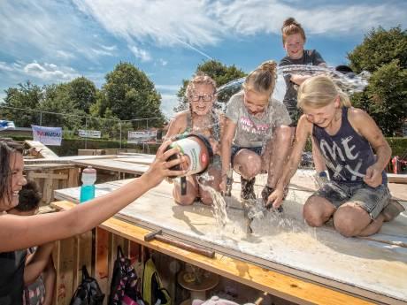 Speeltuin Kindervreugd in Alphen dicht omdat speeltoestellen kokend heet worden