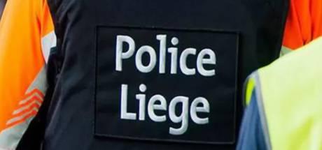 Une quadragénaire interpellée à Liège pour vol et jet d'ammoniaque sur un homme