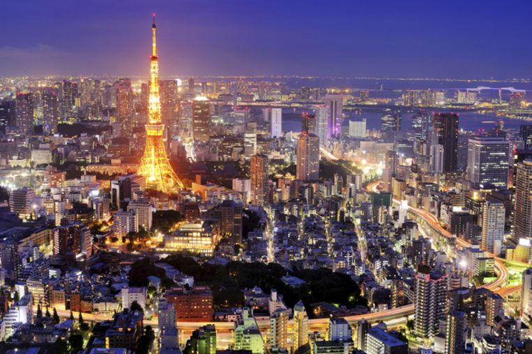 Tokyo schiet de hoofdvogel af