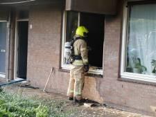 34-jarige man aangehouden voor brandstichting in woning Capelle, bewoonster naar ziekenhuis