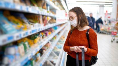 """Unizo en Decaluwé waarschuwen voor stijgend aantal winkeldiefstallen: """"Mondmaskers kunnen verdachte gelaatsuitdrukkingen verbergen"""""""