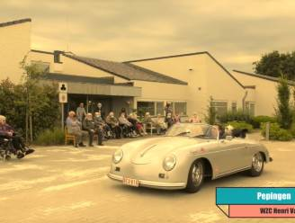 Oldtimers verrassen rusthuisbewoners in Dilbeek, Roosdaal en Pepingen