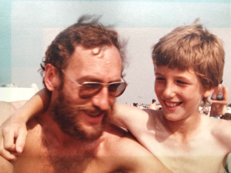 Bavo Dhooge was 11 toen zijn vader op 41-jarige leeftijd overleed: