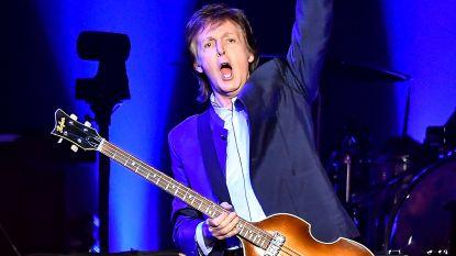 Paul McCartney is de rijkste artiest ter wereld, dankzij z'n schoonvader