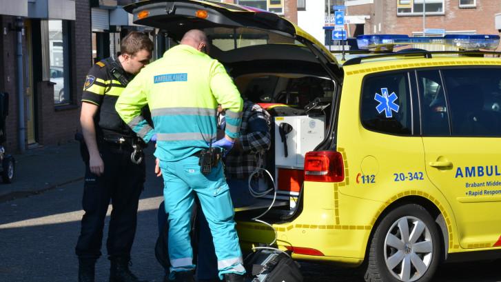 Scooter aangereden op Oranje Nassaulaan Breda