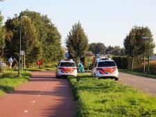 Fietser gewond door botsing met auto in Sint Anthonis