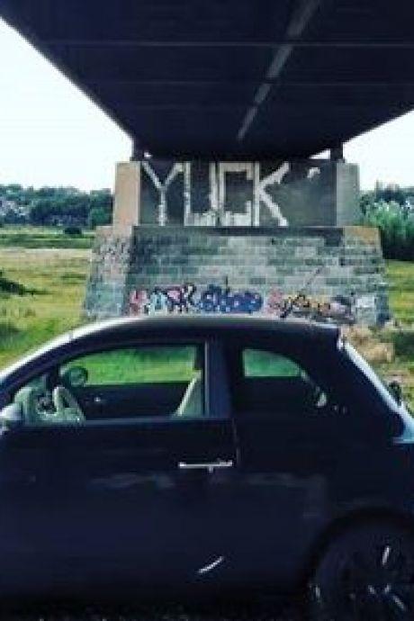 Hé, die auto onder de Rhenense brug, is die misschien gestolen?