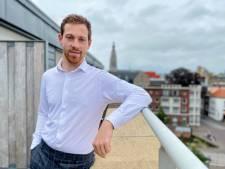 Verkiezingen: Bart Lauwen gaat in Breda de kar voor D66 trekken