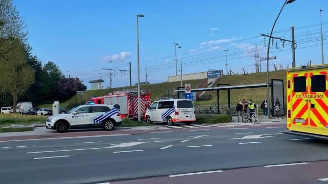 Treinverkeer onderbroken door persoonsaanrijding in station Sint-Pieters