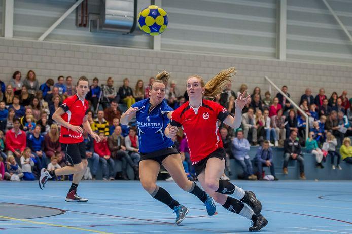 Korfbalvereniging CKV Nieuwerkerk kampt met ruimtenood  in sporthal Kleine Vink in Nieuwerkerk aan den IJssel.
