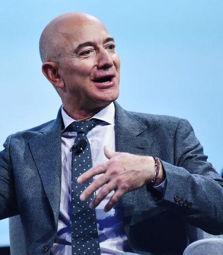 Jeff Bezos annonce qu'il participera au premier voyage de tourisme spatial de Blue Origin