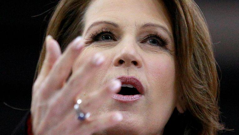 Michele Bachmann. Beeld AP