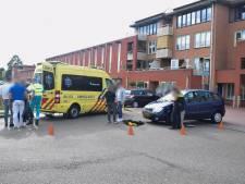 Snorfietsster gewond bij aanrijding in Doetinchem