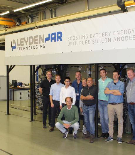 Leyden Jar wil in Eindhoven machines bouwen voor accu-productie