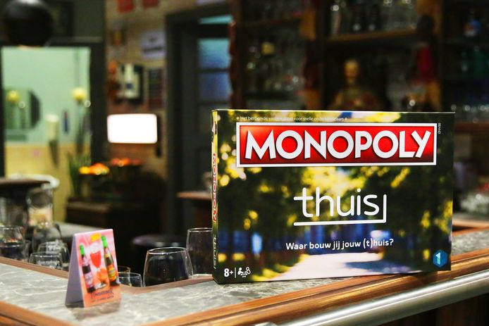 Monopoly 'Thuis'