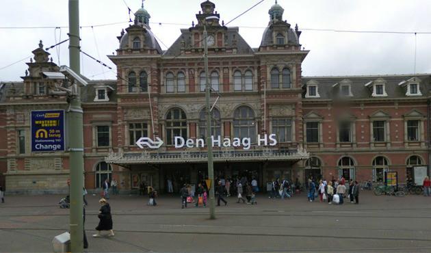 Station Den Haag HS.