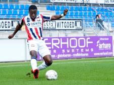 Leeroy Owusu op 17 oktober terug verwacht bij Willem II