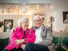 'Respect' is al 60 jaar hét sleutelwoord in huwelijk van Geert en Greetje uit Overdinkel