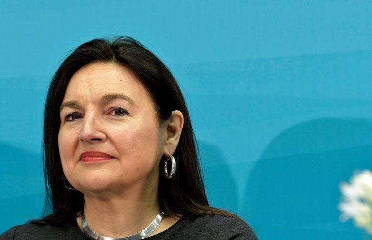 Minister van Energie Marghem