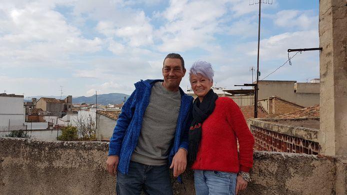 Carlos en Colinda leven hun Ik Vertrek-droom in Spanje.