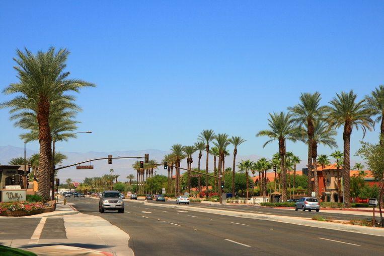 Rancho Mirage.