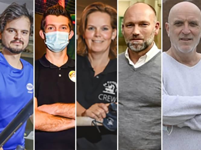 """Vijf Vlaamse ondernemers vertellen over het drama van de nieuwe maatregelen: """"Het gaat al lang niet meer over rekeningen, wel over overleven"""""""