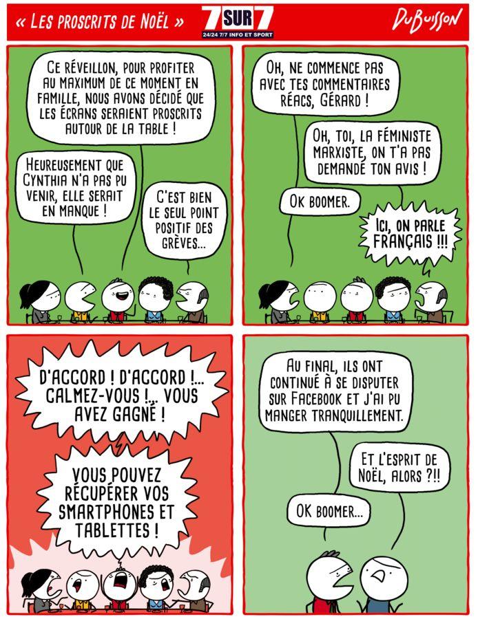 """""""Les proscrits de Noël"""""""