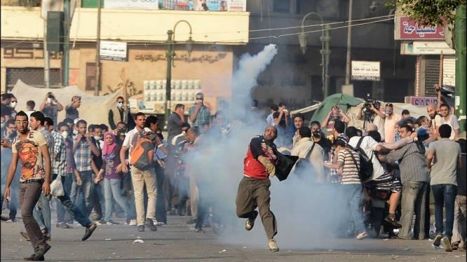 Dode en 53 gewonden bij demonstraties in Egypte