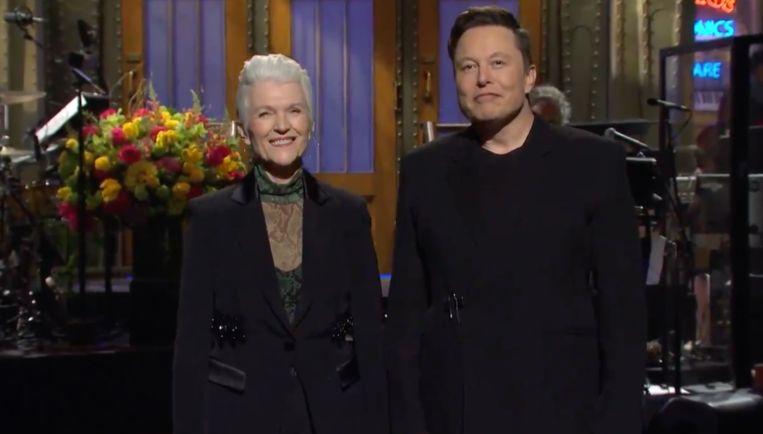 Elon Musk Beeld Saturday Night Live