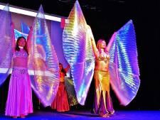 Het Open Nederlands kampioenschap buikdansen komt naar Wemeldinge