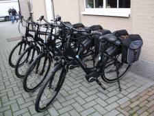 Politie neemt 12 verdachte elektrische fietsen in beslag