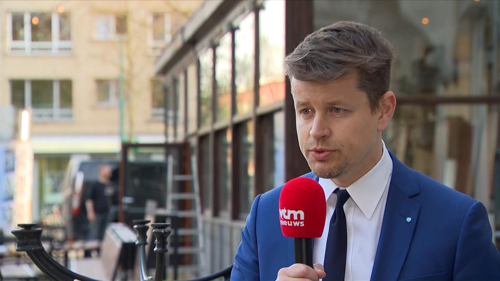 Matthias De Caluwe, CEO van Horeca Vlaanderen
