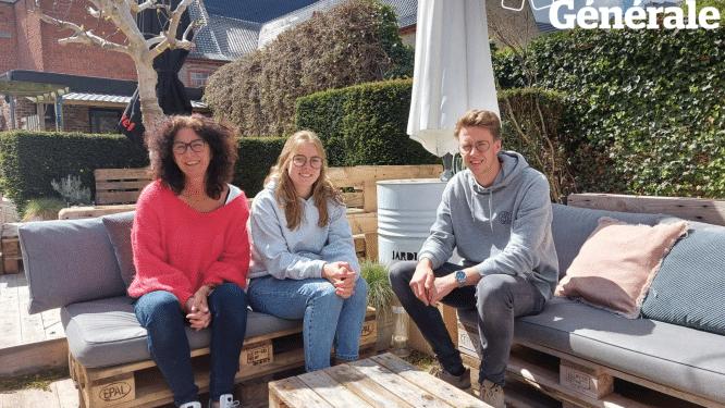 """Achtertuin de la Paix opnieuw omgetoverd tot Jardin O'Sud: """"Op en top genieten in de stad van het goede leven"""""""
