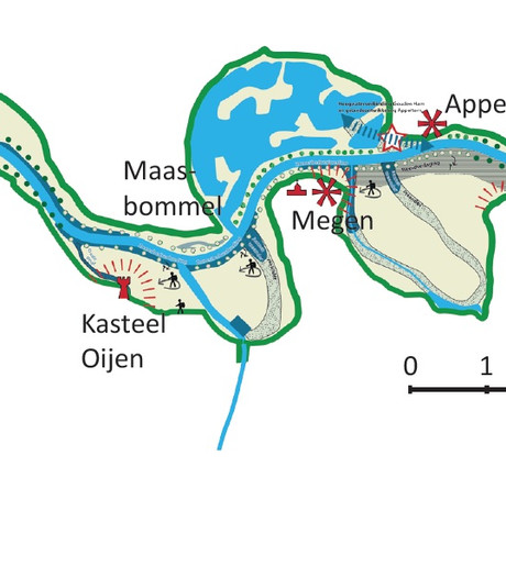 Plannen Meanderende Maas komen tot leven in Lith