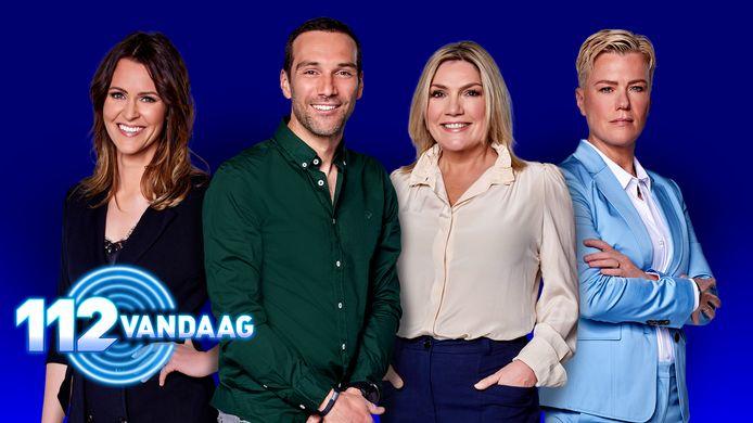 Kirsten Westrik, Pim Sedee en Gallyon van Vessem met Ellie Lust.