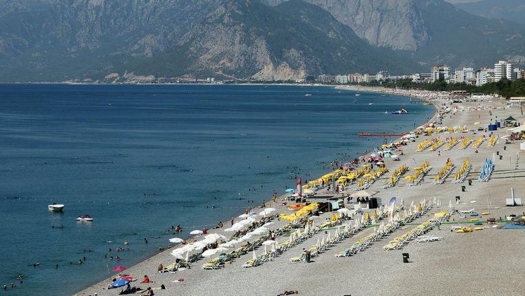 Antalya, Turkije. Beeld reuters