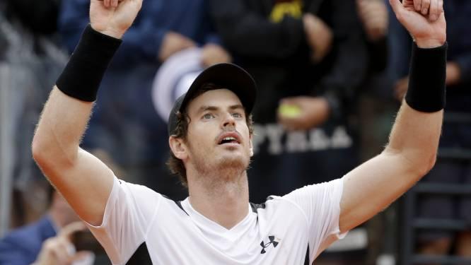 En of Murray klaar is voor Roland Garros! Brit pakt titel in Rome op 29e verjaardag