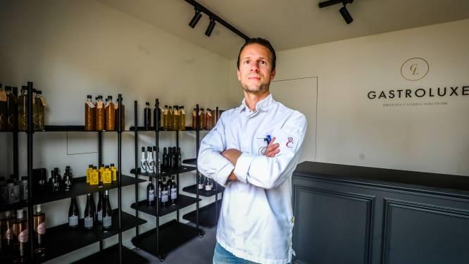 """Cateraar Gastroluxe opent afhaalpunt in Zedelgem: """"Coronapandemie deed ons nadenken"""""""