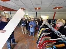 Nieuwe stek voor Kleding- en speelgoedbank Sint-Michielsgestel