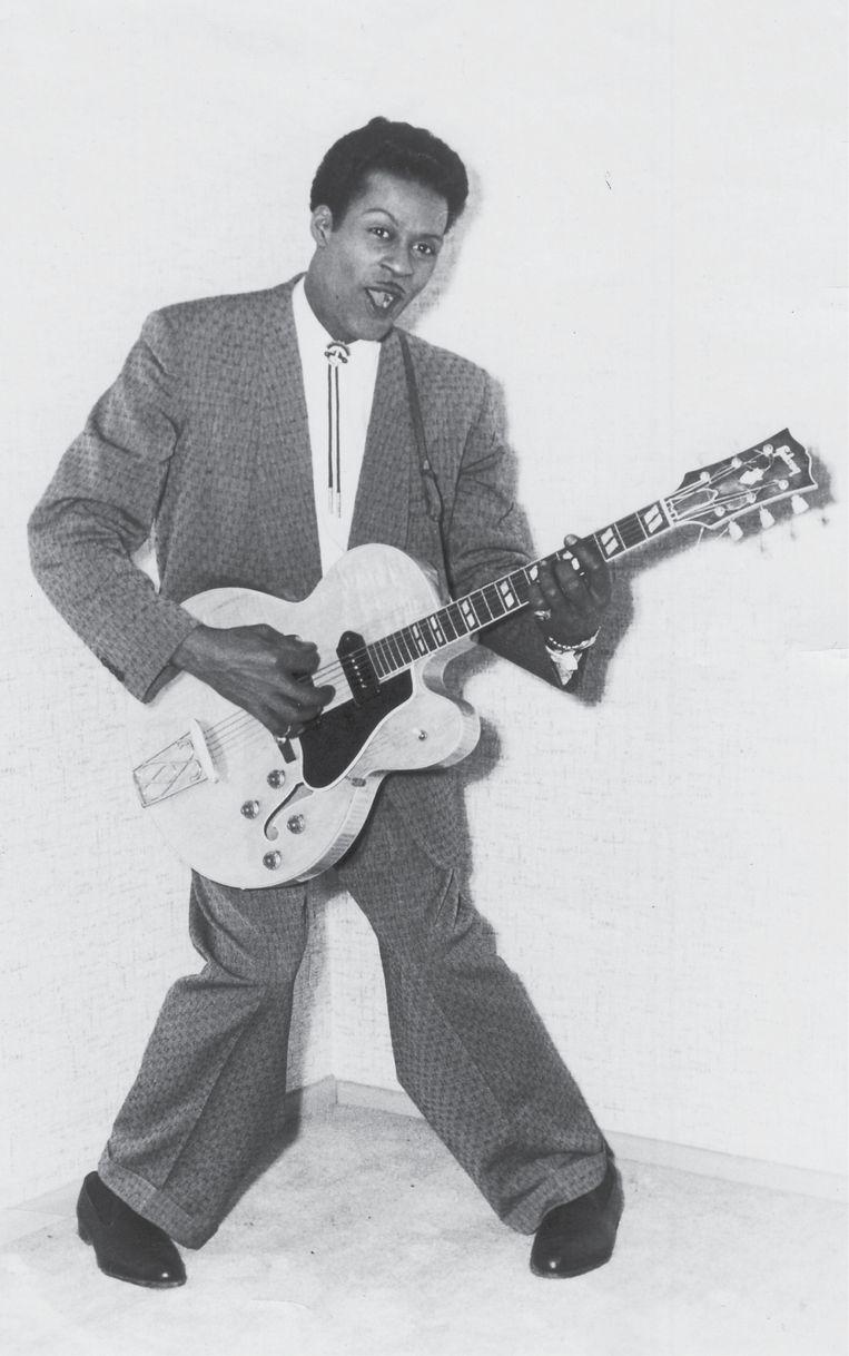Chuck Berry Beeld