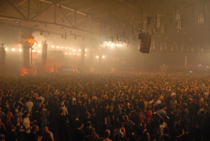 Ruim 25.000 fans waren getuige van de 24ste editie van Masters of Hardcore.