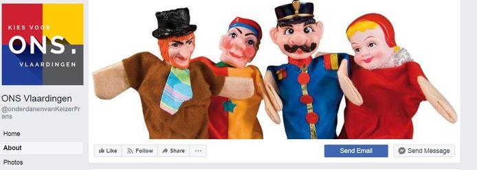 De Facebookpagina van ONS.Vlaardingen wordt onderwerp van een rechtszaak.