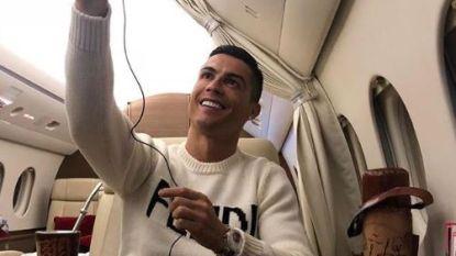 Cristiano Ronaldo zorgt voor beroering met wel érg ongelukkige tweet