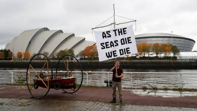 Glasgow enkele dagen voor klimaattop getroffen door noodweer