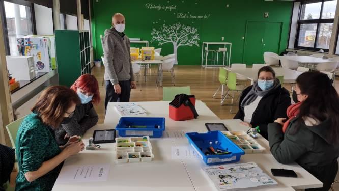 """Basisschool Het Molentje neemt STEAM-lokaal in gebruik: """"Leren creëren en programmeren op kindvriendelijke manier"""""""