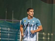 HC Tilburg pakt door en haalt ook ervaren Argentijnse verdediger binnen