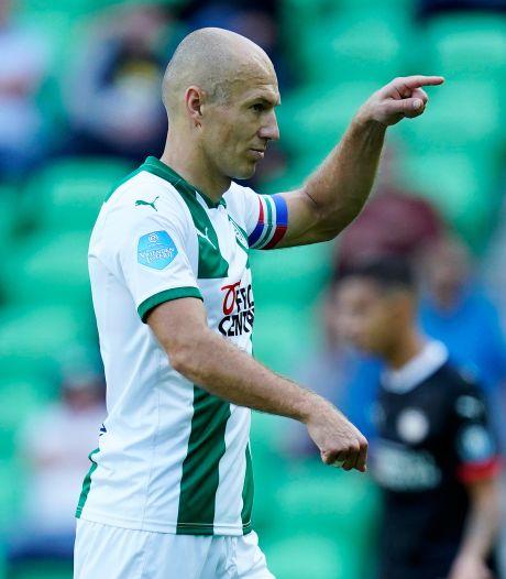 Opgeven geen optie voor Robben: 'Ik ga weer fit worden'