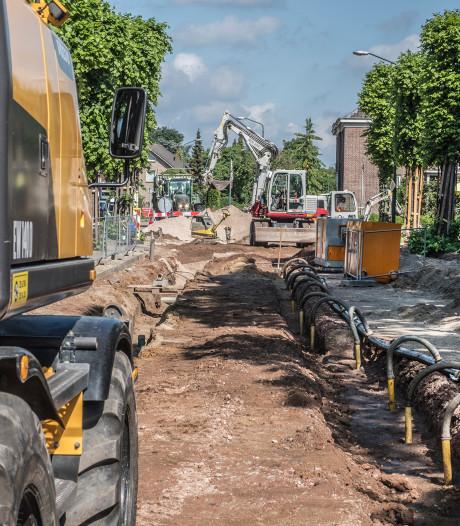 Sint Anthonis overweegt claim om extra kosten aan renovatie N602 bij Copier